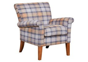 Balmoral Fabric Chair