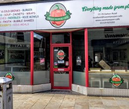 New plant based cafe and takeaway set to open in Barrow town centre