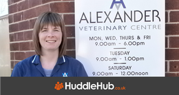 """Kate from Alexander Veterinary Centre says """"Avoid the beach until the Palm Oil has cleared"""""""