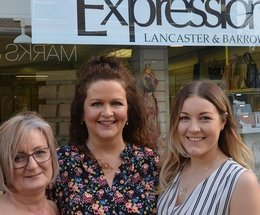 Fabulous new store in Barrow is sassy, classy and right up your street!