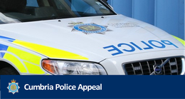 Police hunt for naked man in Maryport