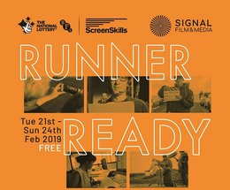 Free 'Runner Ready' course will train new generation of filmmaking talent