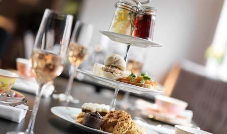 Afternoon Tea for 2 with Prosecco