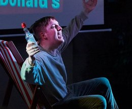 Heartbreaking show about one man's struggles with mental health comes to Ulverston
