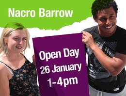 Open Day at Nacro in Barrow
