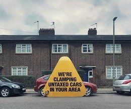 DVLA clamping down on vehicle tax evasion