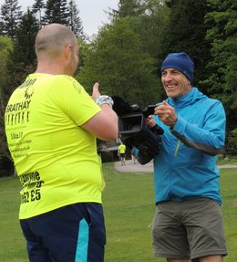Family and running community to remember Grasmere's Martin Campbell