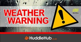 Weather Warning Upgraded to Amber in South Cumbria with upto 90mph winds