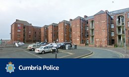 Barrow man arrested and imitation firearm recovered