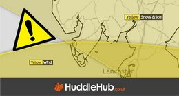 SNOW, ICE & WIND: Yellow Weather Warnings issued for Cumbria