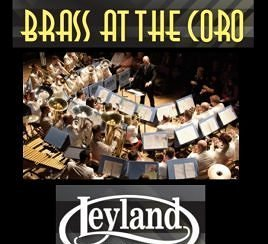 Leyland Band – Brass at the Coro with Conductor Tom Wyss