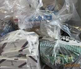 72-year-old launderette owner tagged & ordered to pay £2,500 for selling Counterfeit tobacco