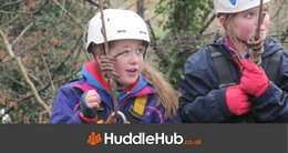 Adventurous Broughton Girl Guides brave freezing temperatures during camping weekend