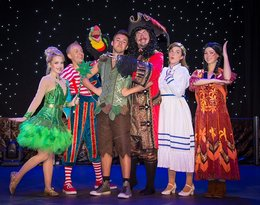 Panto fever hits Barrow's Forum