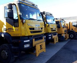 Cumbria's gritters travel nearly 12,500 miles in the past 7 days
