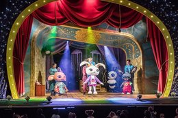"Calling all ""Bingsters""! Bing and his friends are heading to the Forum in Barrow"