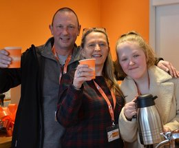 Project John officially opens 'The Hub' in Barrow and celebrates 25th anniversary