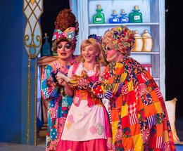 Have you been to the ball? Cinderella at the Forum is a must see this Christmas!