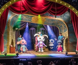 """Calling all """"Bingsters""""! Bing and his friends are coming to the Forum this month!"""