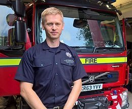 Just two days left to apply to become a full-time firefighter in Cumbria