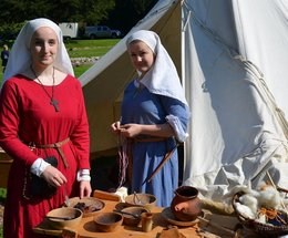 Medieval Fair set to return to Furness Abbey on Saturday 1st September 2018