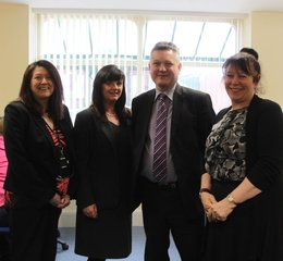 £25,000 awarded by Copeland Council to local employment support project