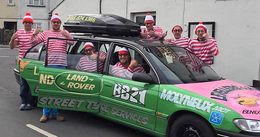 Cumbrian Lads Charity Challenge As Banger Boys Head To Benidorm