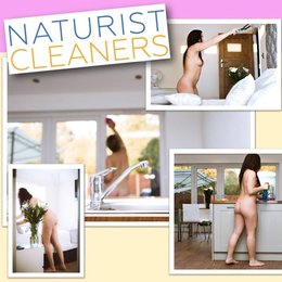 Naked Female Cleaners Wanted in Cumbria