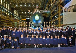 Barrow Sea Cadets have been voted best in the UK out of 400 groups