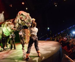 Get ready Barrow, Dinosaur World is ROARING your way!
