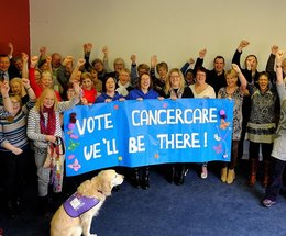 A Furness cancer charity needs your vote to secure £32,000 of national lottery funding