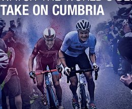 The Tour of Britain from Barrow in Furness to Whinlatter Stage 6