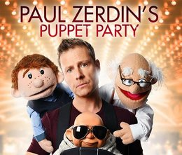 AGT winner, ventriloquist and comedian Paul Zerdin is heading to the Forum in Barrow
