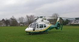 Air Ambulance dispatched to Kendal for man in cardiac arrest