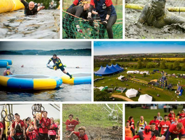 Are you ready to take on the world's largest obstacle course?