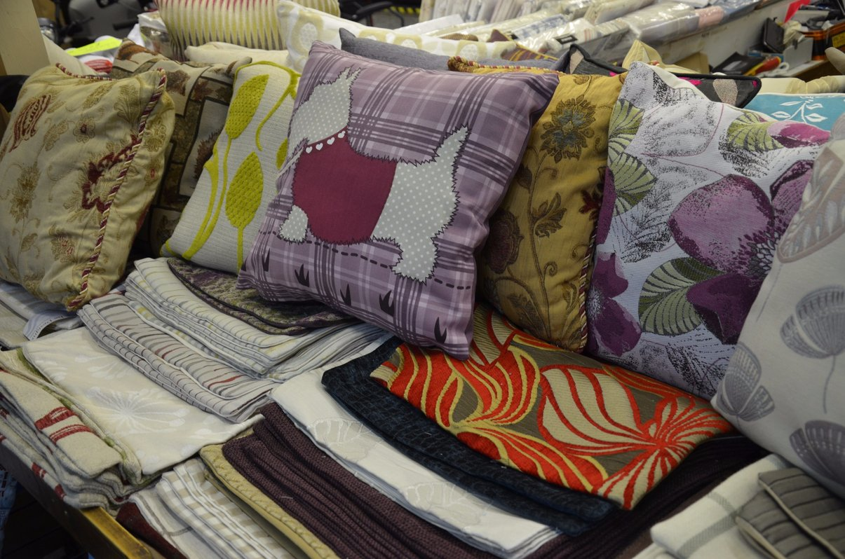 Second Thoughts Upholstery & Fabrics