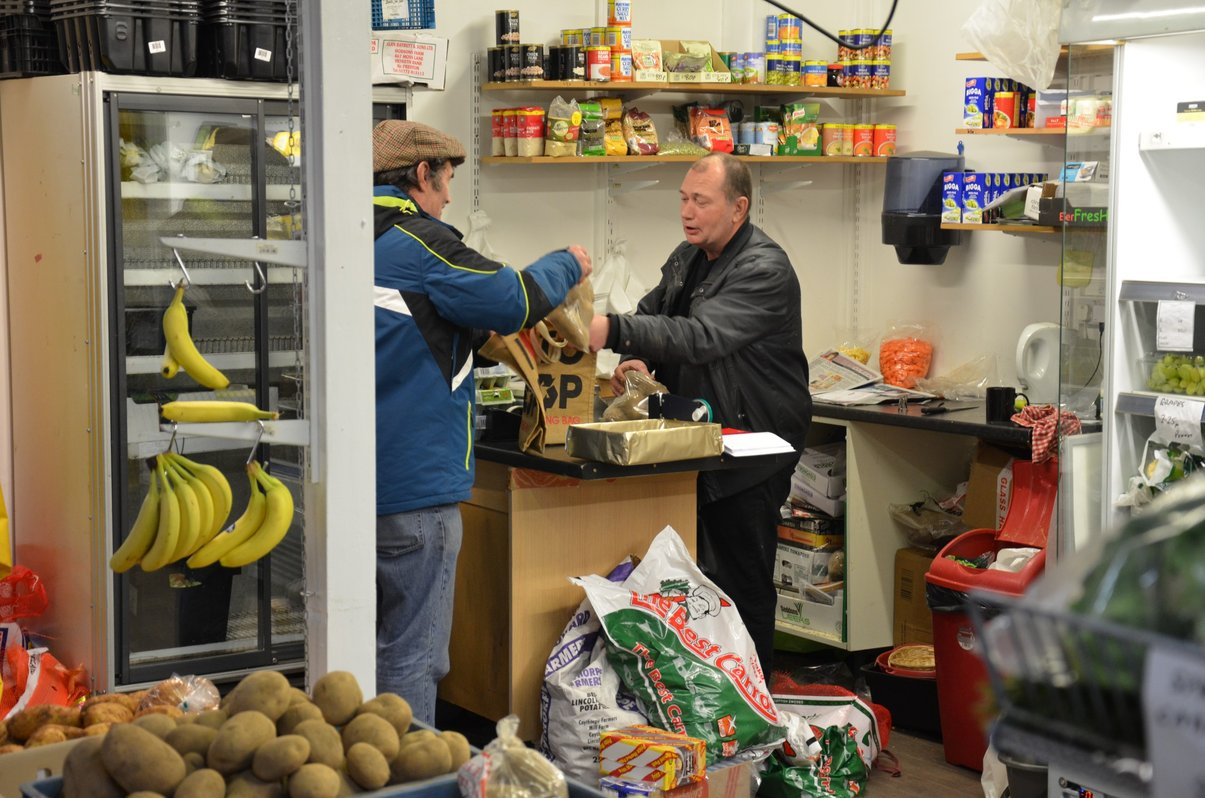 Pete's Fruit and Veg Stop