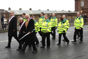 Barrow-in-Furness Remembrance March | Nov 2016