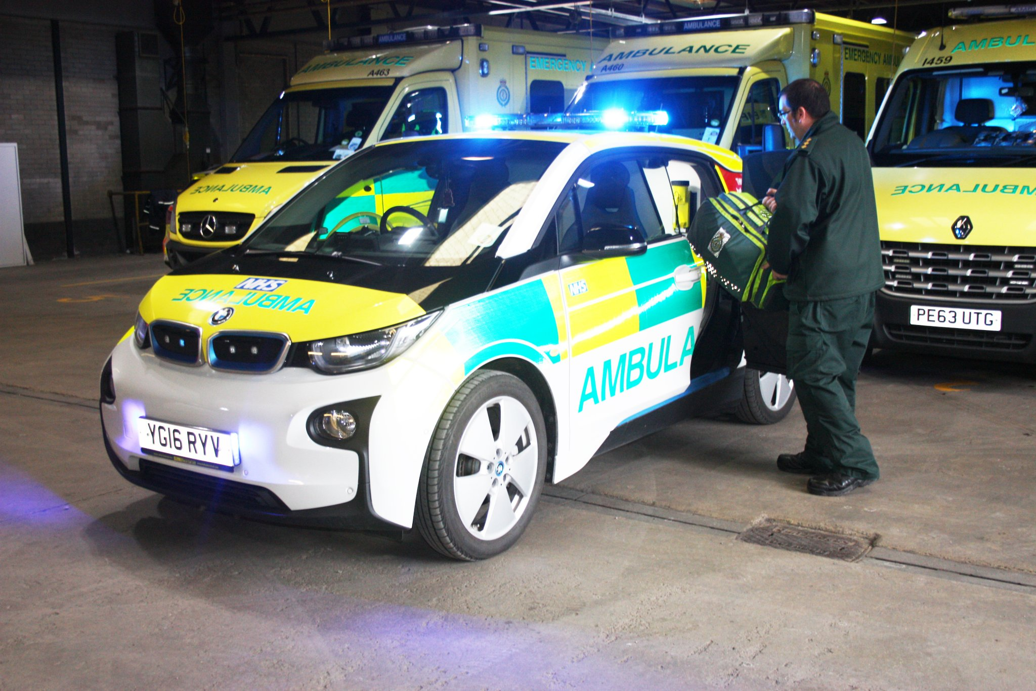 First National Fleet And Lease >> Ambulance Service Set to Save Millions with Introduction ...