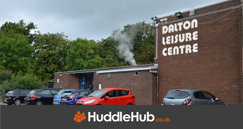 Dalton Leisure Centre needs your vote to win national award