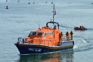 Barrow Lifeboat RNLI Annual Gala Day 2017